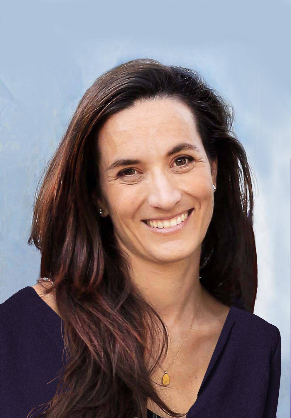 Zeremonienleiterin Anka Wessely von Traumich.ch