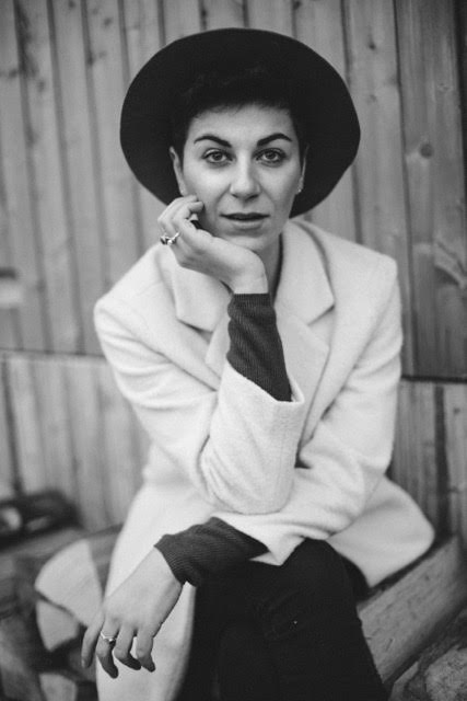 Sängerin Sarah Iseli