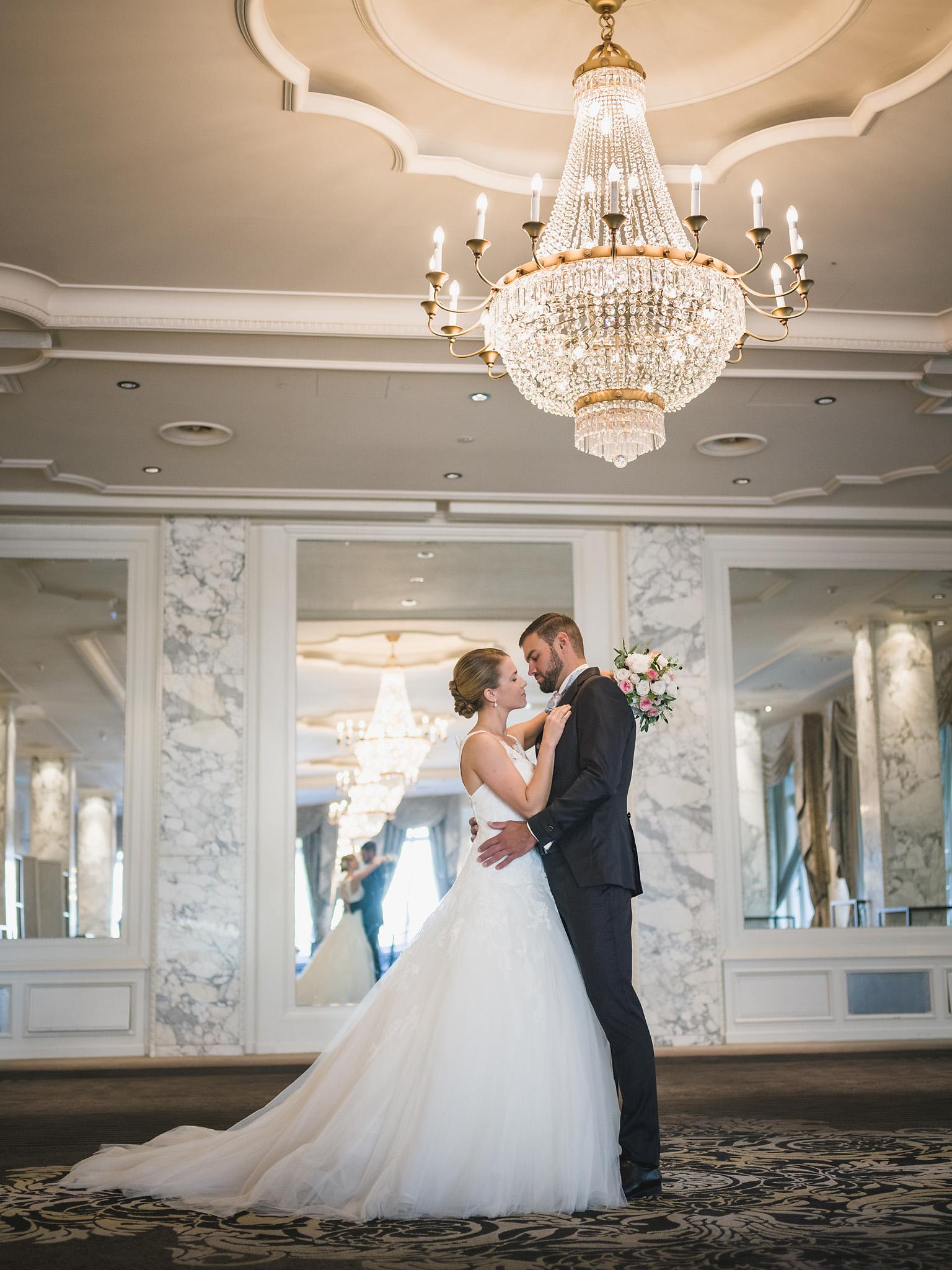 Hotel Schweizerhof, Hochzeitslocation