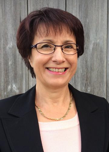Katharina Badertscher, Zeremonienleiterin