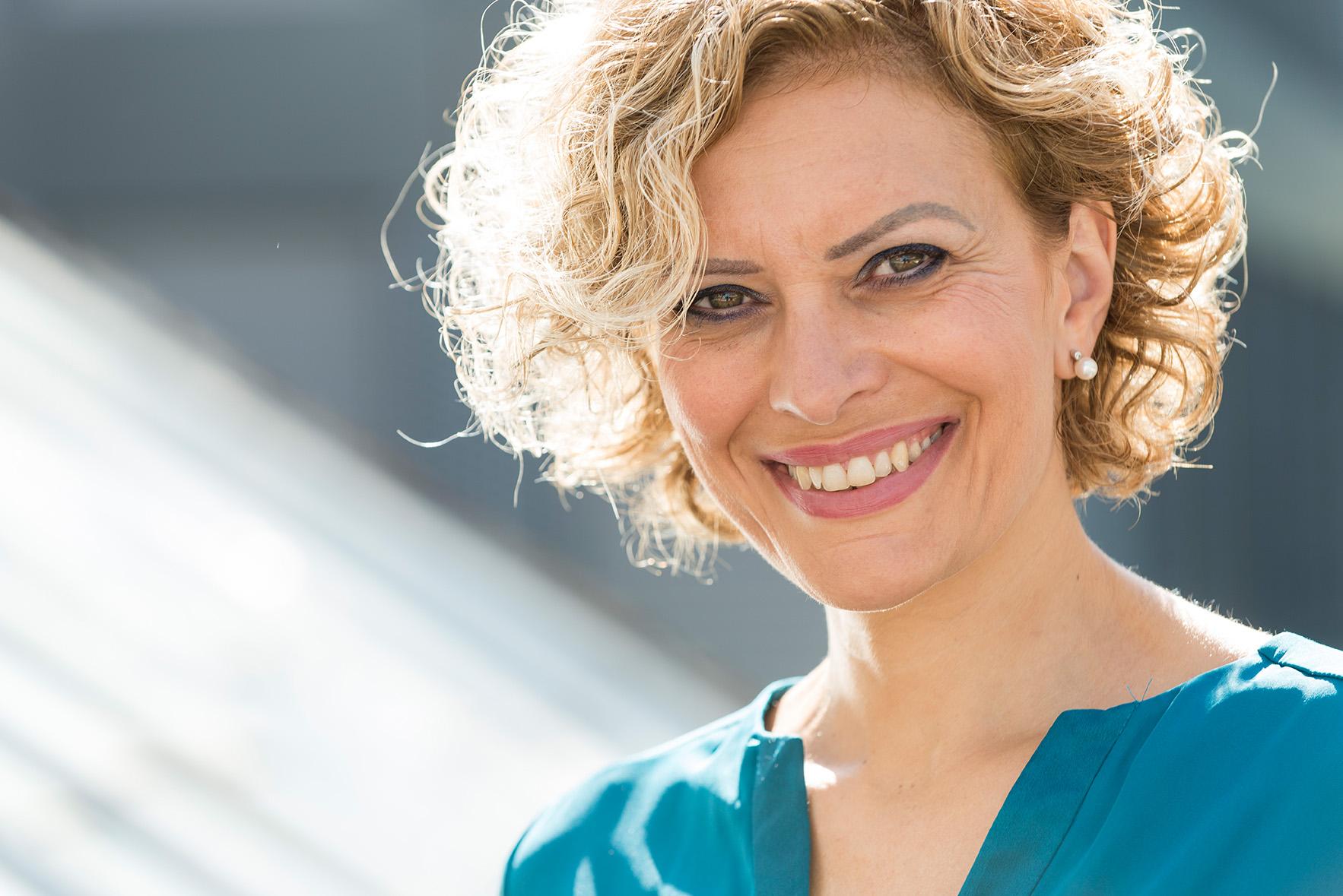 Sandra Bossi, Zeremonienleiterin