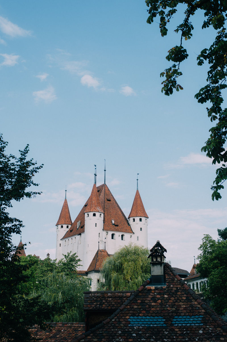 Schloss Thun, Hochzeitslocation