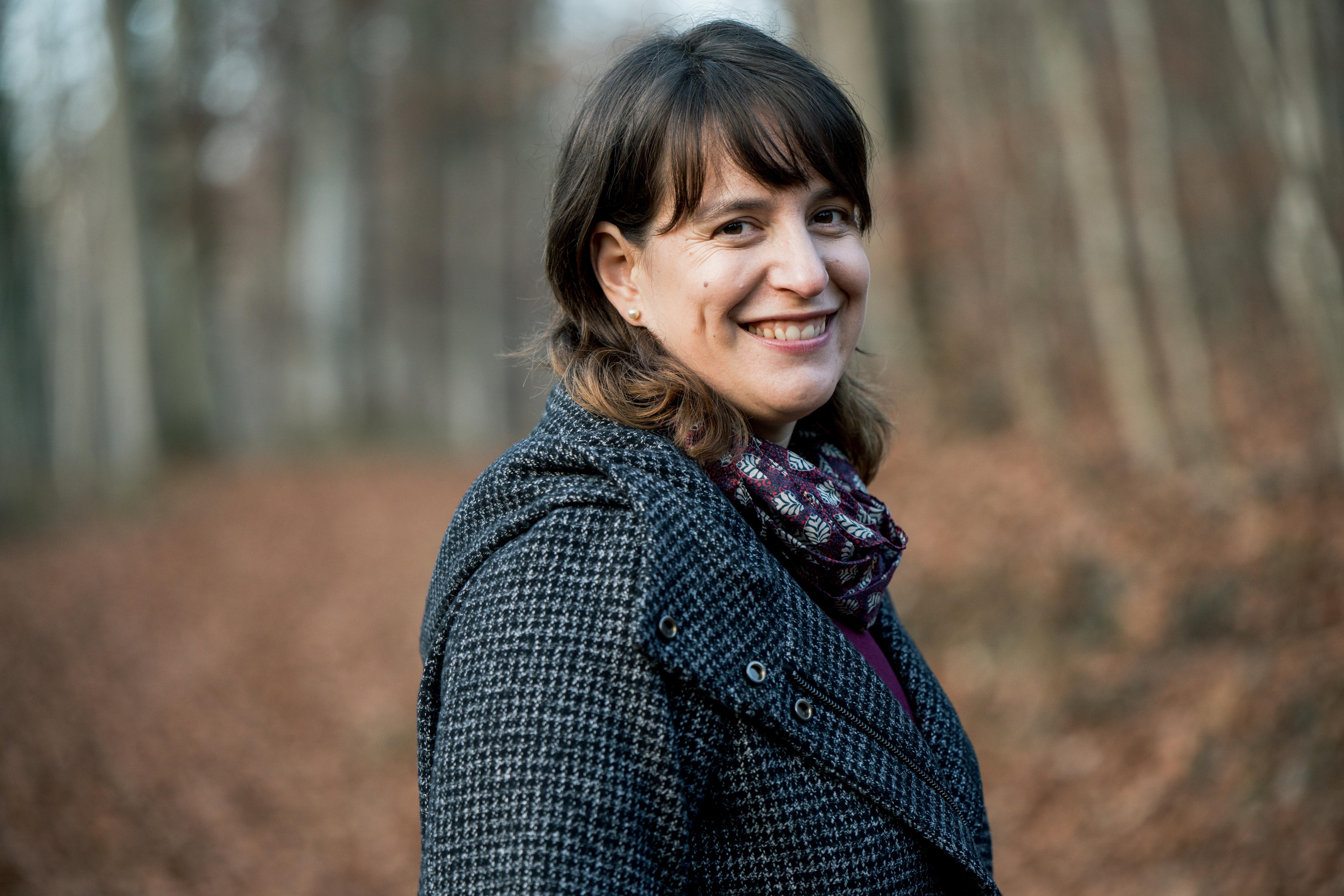 Fabienne Bontus, Zeremonienleiterin