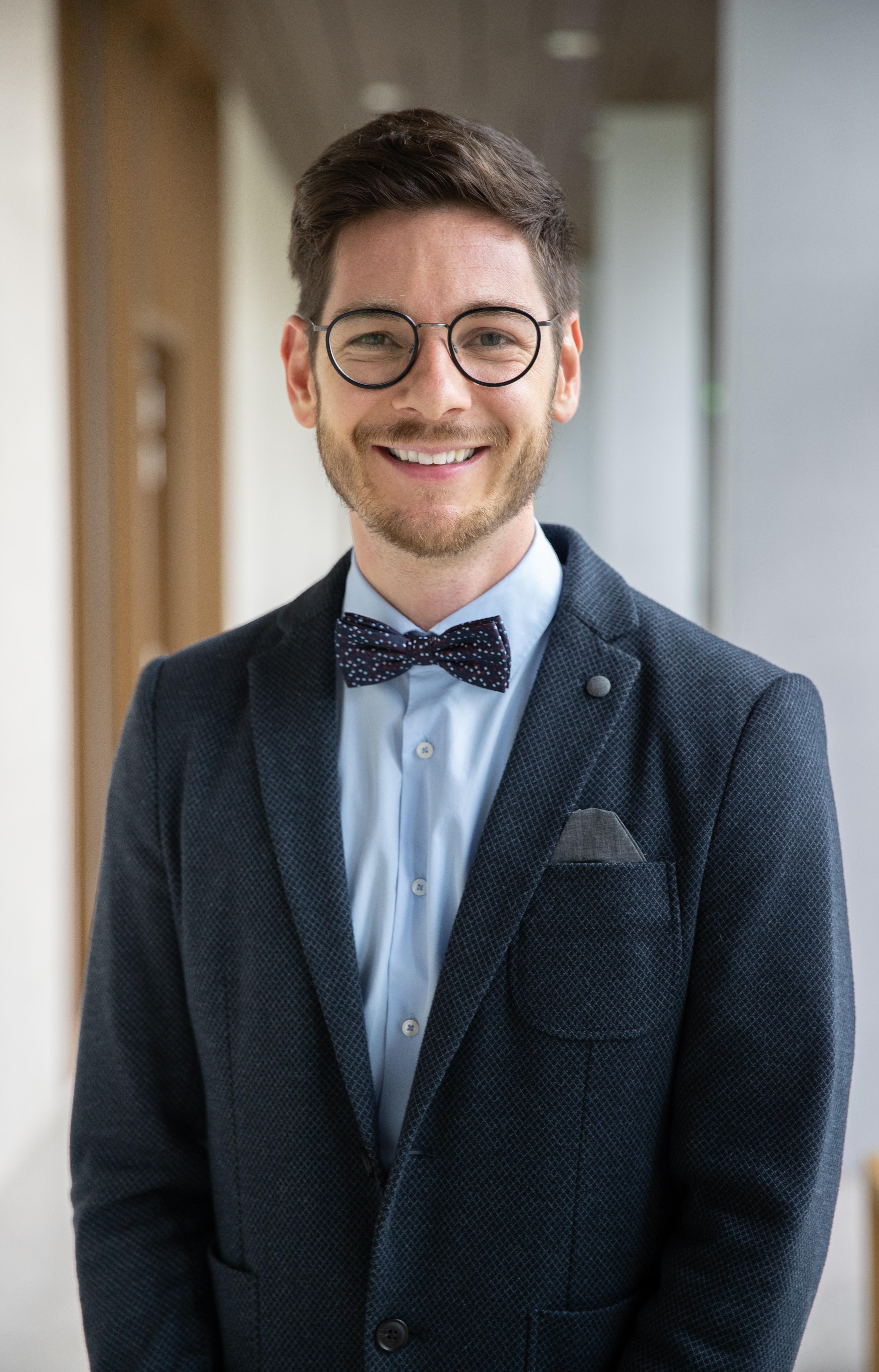 Raphael Furrer Zeremonienleiter