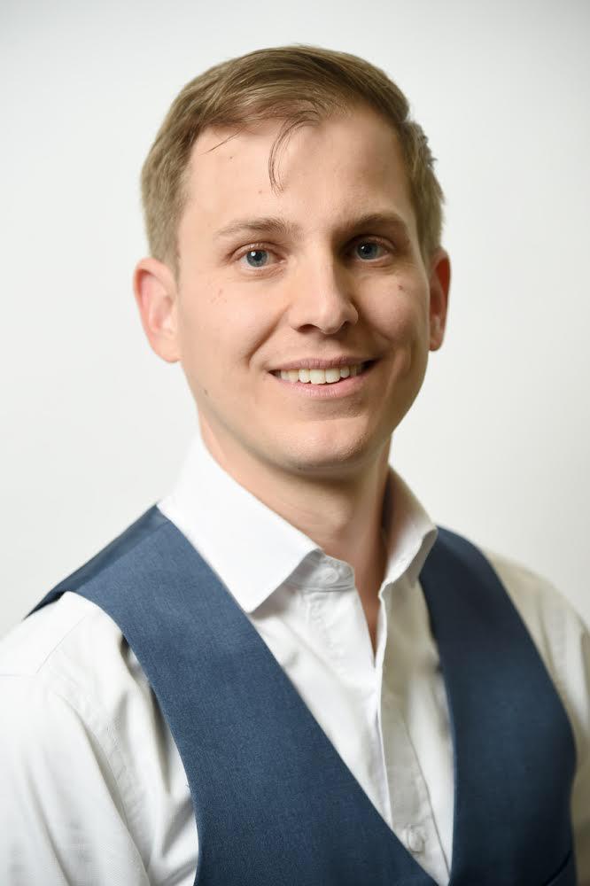 Sandro Müller Zeremonienleiter