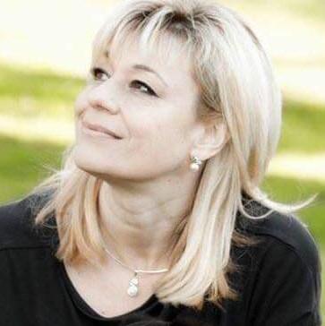 Zeremonienleiterin Anita Meyer